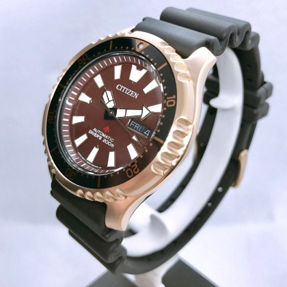 Citizen NY0083-14X Men's Promaster Marine Automatic Diver's 200M Asia Limited Edition Watch