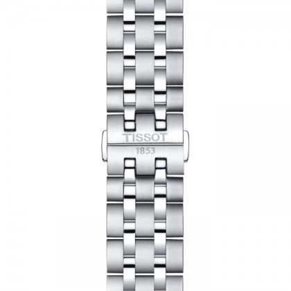 Tissot T129.410.11.013.00 Men's Quartz T-Classic Classic Dream Stainless Steel Bracelet Watch