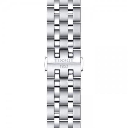 Tissot T129.410.11.053.00 Men's Quartz T-Classic Classic Dream Stainless Steel Bracelet Watch