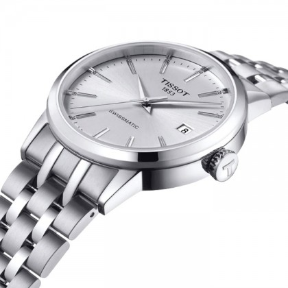 Tissot T129.407.11.031.00 Men's Automatic T-Classic Classic Dream Swissmatic Stainless Steel Bracelet Watch