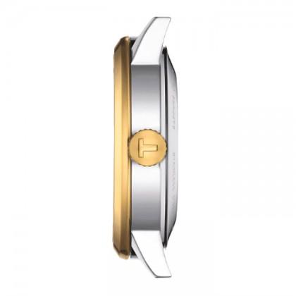 Tissot T129.407.22.031.01 Men's Automatic T-Classic Classic Dream Swissmatic Two-Tone Stainless Steel Bracelet Watch