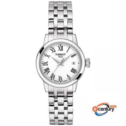 Tissot T129.210.11.013.00 Women's Quartz T-Classic Classic Dream Stainless Steel Bracelet Watch