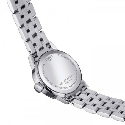 Tissot T129.210.11.053.00 Women's Quartz T-Classic Classic Dream Stainless Steel Bracelet Watch