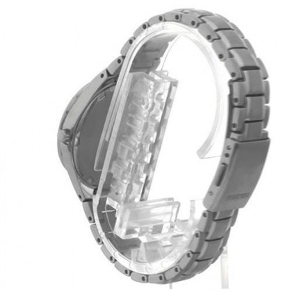 Seiko SUT199P1 Women's Solar Titanium Bracelet Watch