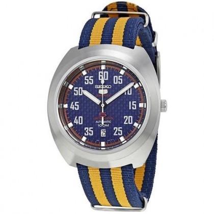 Seiko 5 Sports SRPA91K1 Men's Automatic LIMITED EDITION Nylon Strap Watch