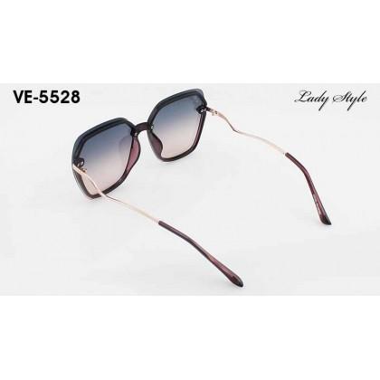 (NEW) Ideal VE-5528 Lady Style High Performance Hard Coating TAC Polarized Lens Sunglasses